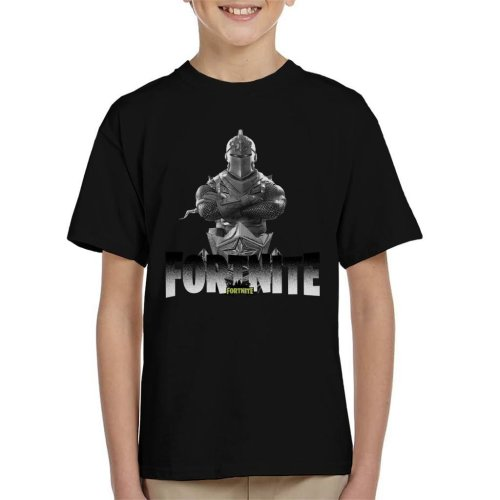 Fortnite Knight Skin Kid's T-Shirt