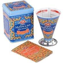Tala Originals Moroccan Measure, Essaouira Blue, Set Of 3 -  tala moroccan measure blue international cuisine authentic originals essaouira set 3