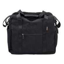 4ac5cece1ecb  Black  Simple Style Travel Tote Bag Duffel Bag Handbag Sports Shoulder Bag