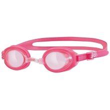 Junior Size Pink Zoggs Ripper Goggles - Girls Years 614 -  zoggs ripper junior goggles pink girls years 614
