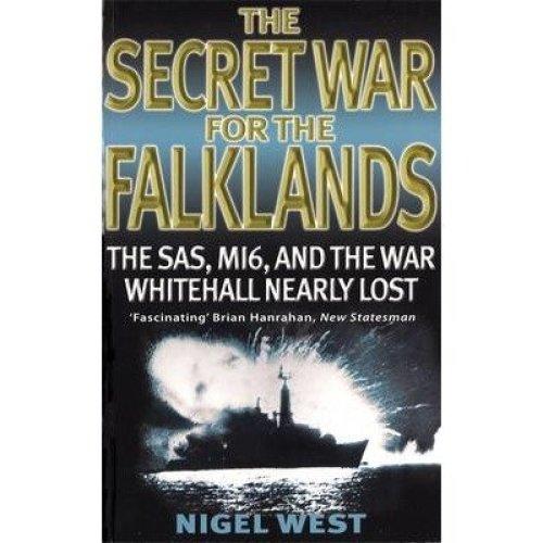 The Secret War for the Falklands