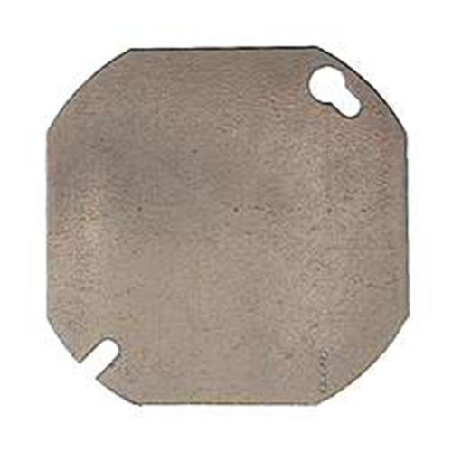 Hubbel Electric Raco Octagon Box Cover Blank  0722