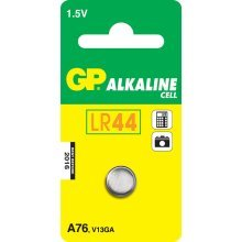 GP Batteries Alkaline Cell A76 Alkaline 1.5V non-rechargeable battery