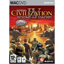 Civilization IV: Beyond the Sword Expansion (Mac CD)