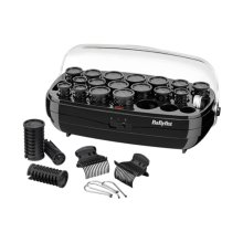Babyliss 3045U Black High Heat Thermo-Ceramic Hair Rollers Curler Set