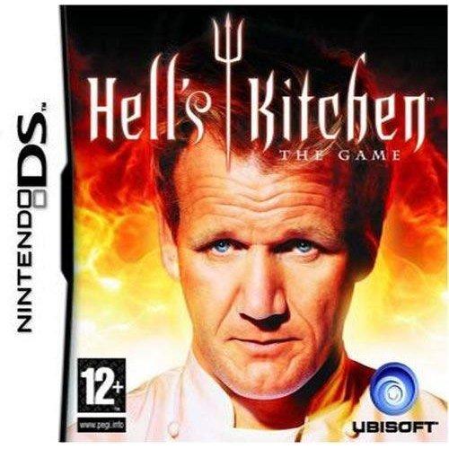 Hells Kitchen Nintendo DS Game
