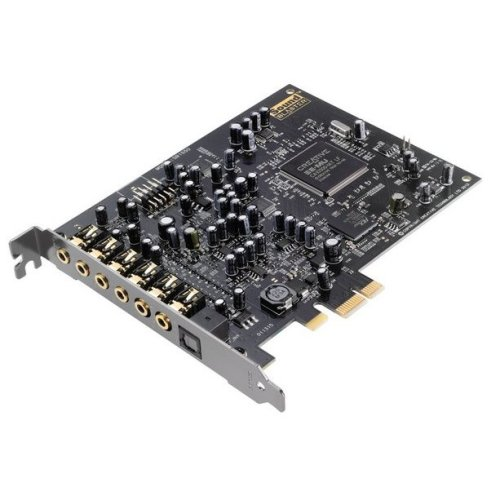 Creative Labs Sound Blaster Audigy Rx Internal 7.1channels PCI-E