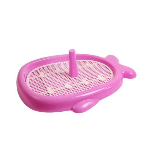 Dog Toilet Puppy Dog Pet Pink Potty Patch Training Pad Pet Supplies 46 X 55 CM
