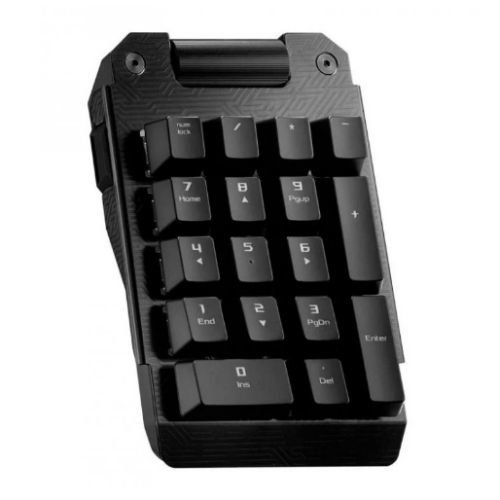 Asus ROG Claymore Bond RGB Detachable Numberpad for CLAYMORE CORE Keyboard ONLY, Cherry Red MX