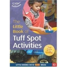 The Little Book Of Tuff Spot Activities by Ruth Ludlow (A0005)