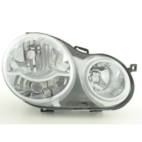 Volkswagen Polo Mk4 2002-2005 Headlight Headlamp Drivers Side Right