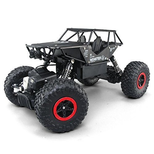 deAO RC Off Road Racing Crawler Buggy 1:14 Scale 4WD Hobby Car