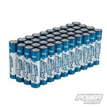 AAA Super Alkaline Battery LR03 40pk