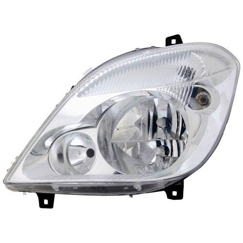 Mercedes Benz Sprinter Mk3 2006-2013 Headlight Headlamp Passenger Side Left