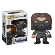 Funko POP Heroes: Captain America Movie 2 - Winter Soldier Action Figure