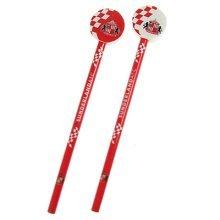 2pc Sunderland Pencil Set - Afc Football Official Pencils Pack New Gift 2 -  sunderland set pencil afc football official pencils pack new gift 2