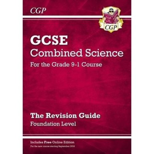 New Grade 9-1 Gcse Combined Science: Revision Guide with Online Edition - Foundation