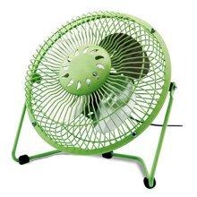 Mini Fan,Portable Fan, USB Fan, Desktop Fan-Green