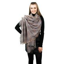 Miss Lulu Women Checked Plaid Scarf Winter Warm Wrap Shawl