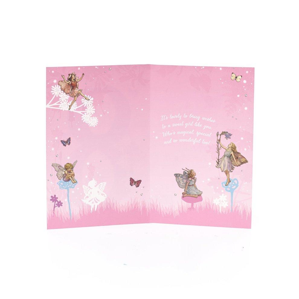 Age 8 Birthday Card