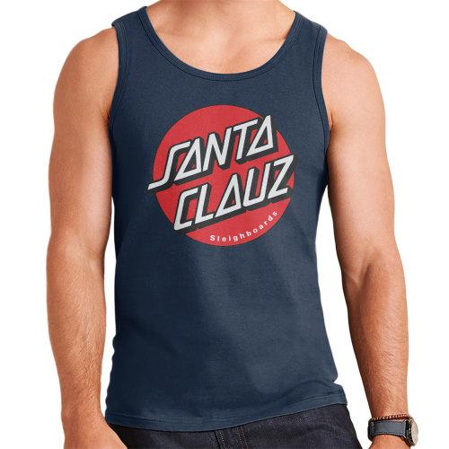 Santaclauzs Santa Cruz Men's Vest