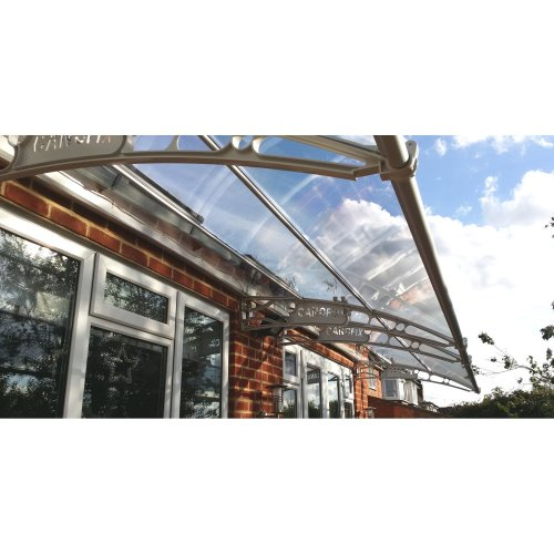 Cantilever Door Canopy | 7000mm wide x 650mm projection