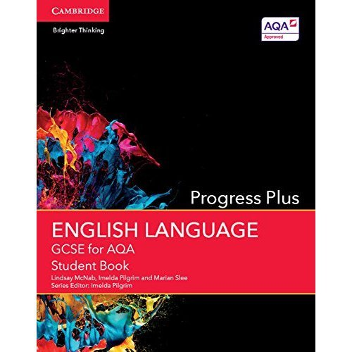 GCSE English Language for AQA Progress Plus Student Book (GCSE English Language AQA)