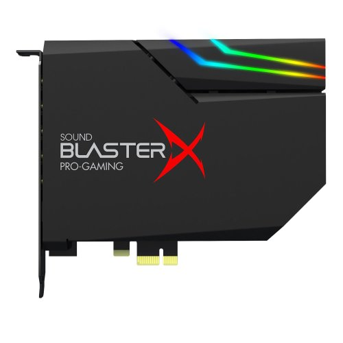 Creative Labs Sound BlasterX AE-5 Internal 5.1channels PCI-E
