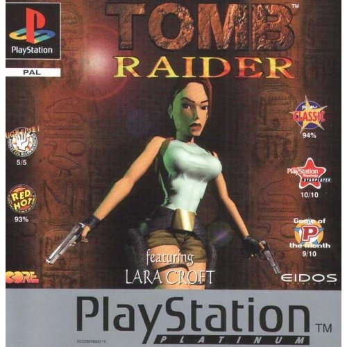 Tomb Raider - Platinum (PS)