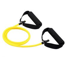 High-elastic Resistance Exercise Band Fitness Equipment Shaped Rope Expender