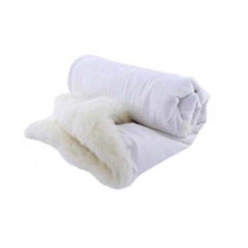 Snow Shepherd SWO125 27 x 36 in. SnuggleWool Blanket Throws