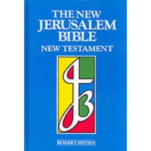 The New Jerusalem Bible (New Testament)