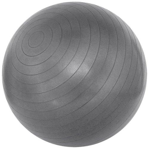 Avento Exercise Ball 55 cm Silver 41VL-ZIL