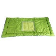 Babydan Bed Throw in Green