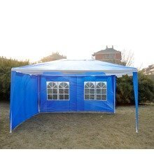 Outsunny 4m X 3m Garden Heavy Duty Gazebo