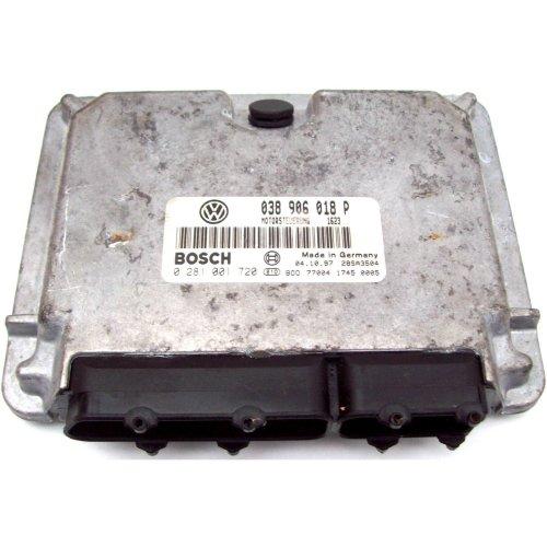 Volkswagen VW Passat TDi 1.9 Diesel Engine ECU 038906018P 0281001720