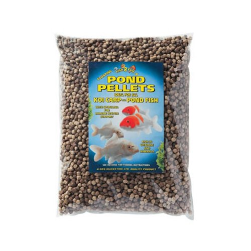 Fish R Fun Floating Pond Pellet Ideal For All KOI Carp & Pond Fish 10kg