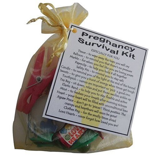 Pregnancy Survival Kit Gift | Expecting Mother Keepsake Gift
