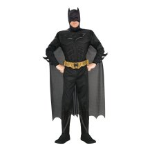 Official Deluxe The Dark Knight Batman Costume