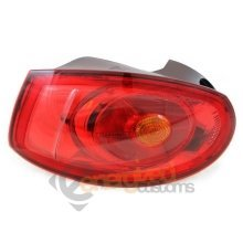 Fiat Bravo 2007-> Rear Tail Light Passenger Side N/s