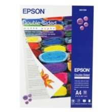 Epson Double-Sided Matte Paper, DIN A4, 178g/m2, 50 Sheets photo paper
