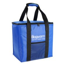 Outdoor Picnic Bag  Large Soft Cooler Insulated Picnic Lunch  Bag for Grocery, Camping, Car, #N