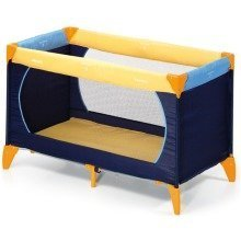 Hauck Travel Cot Dream N Play Yellow
