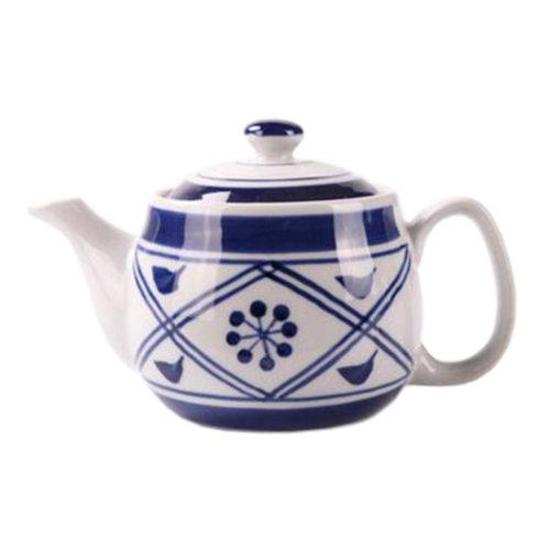 Japanese Teaware Domestic Teapot Ceramic Kettle Tea Pots Coffeepot #07