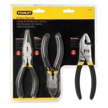 Stanley Plier Set 3pc 0 84 114