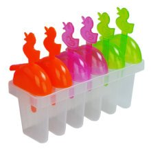 Ice Pop Maker/Molds With Colorful Lid 16*5.5*2 CM-Set Of 6