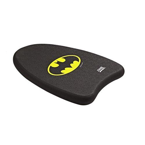 Zoggs Kids' DC Super Heroes Batman Swimming Kickboard Float, Black/Yellow, 3-12 Years