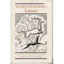 Hound and Horn Letters