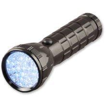 Lindy 43071 Hand flashlight LED Black flashlight