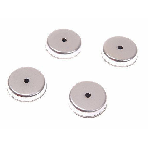 E-Magnets 704 Ferrite Shallow Pot Magnets(4) 40mm